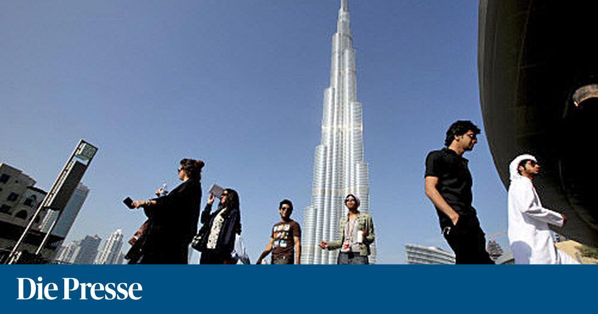 Bauwahn Dubai Und Der Gigantismus 171 Diepresse Com