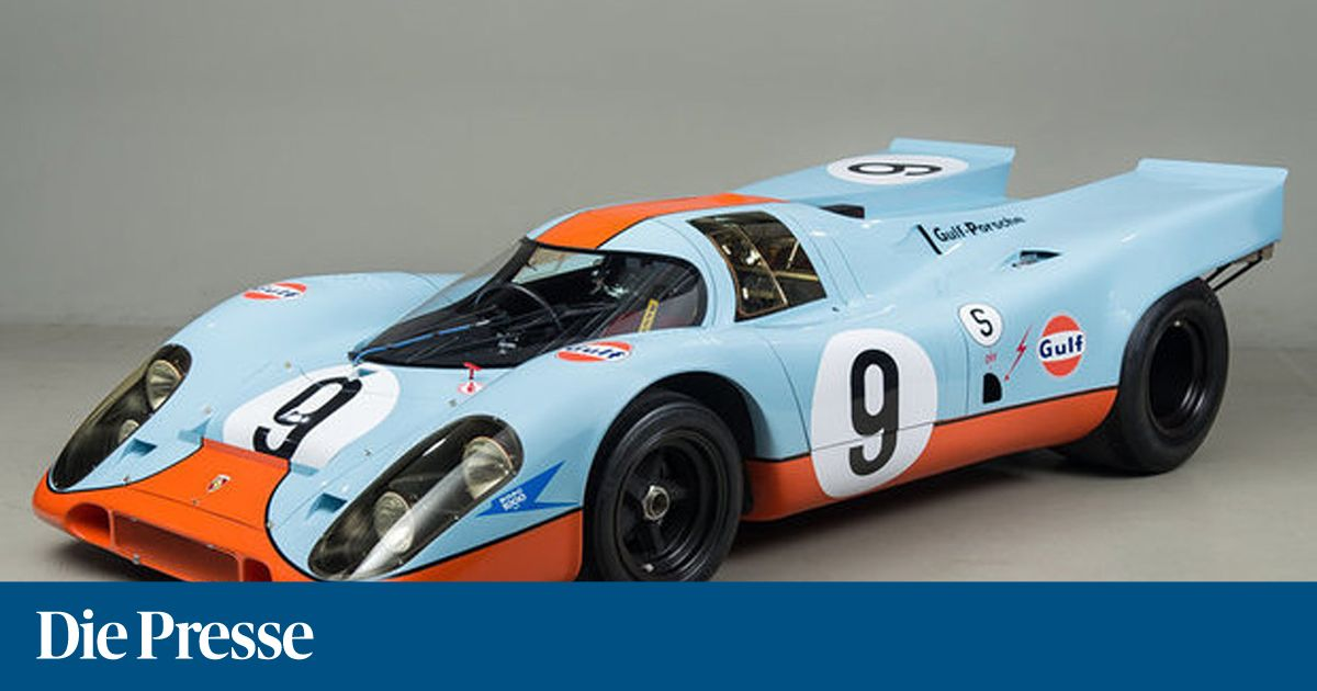 porsche 917k eine rennlegende mit mystischem preis. Black Bedroom Furniture Sets. Home Design Ideas