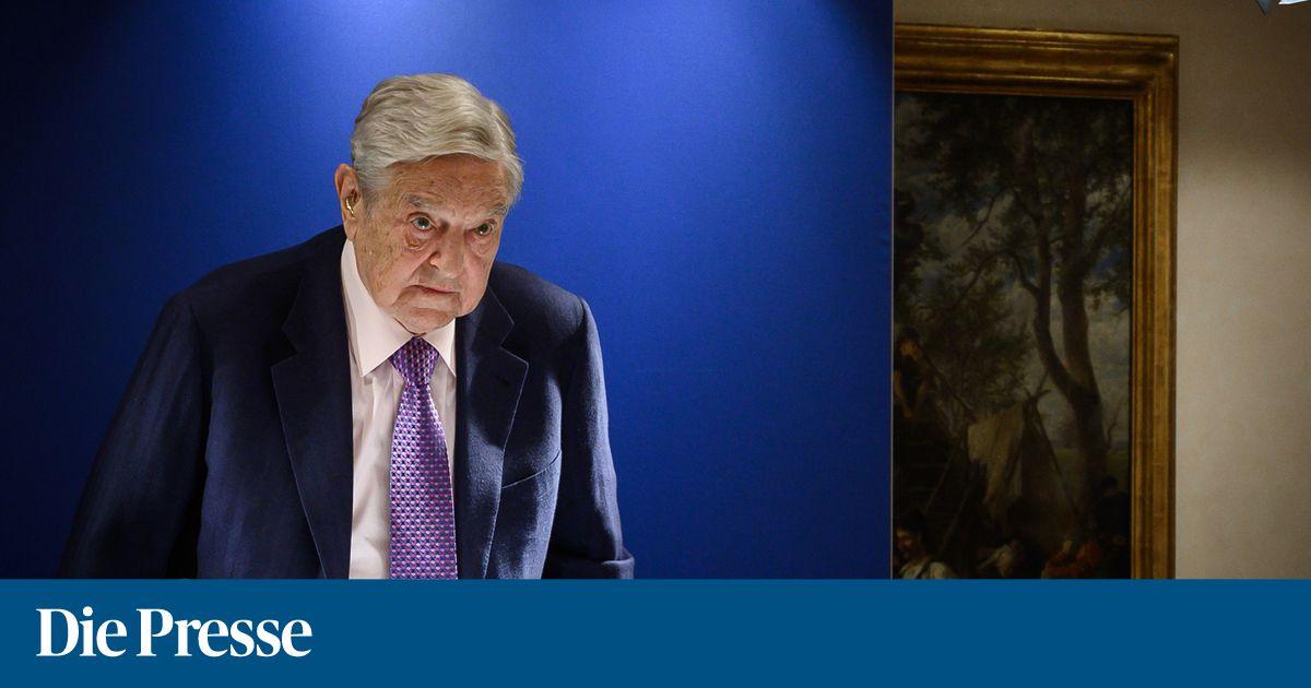 Preis für George Soros