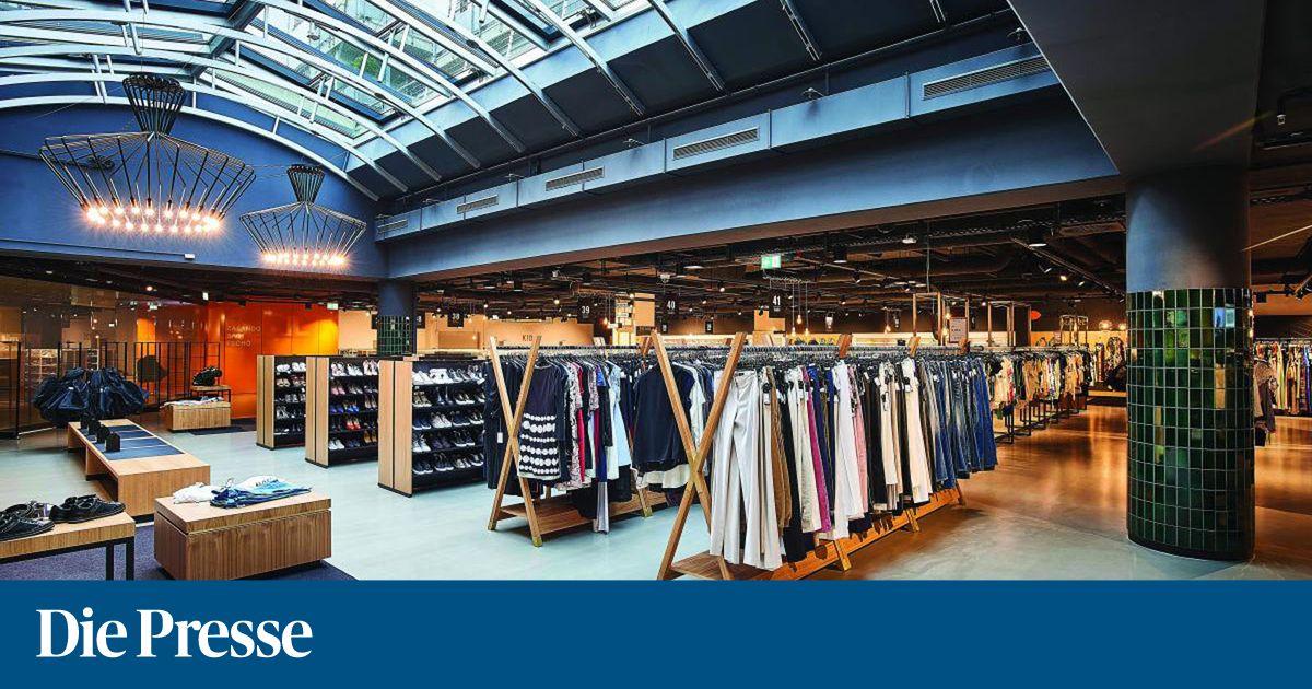 Online Versandhaus Zalando Er Ffnet Outlet In Hamburg