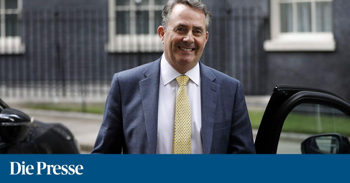 Liam Fox: Ungeregelter Brexit zu 60 Prozent wahrscheinlich