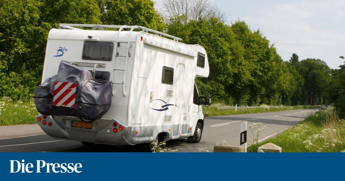 Slowenien führt elektronische Maut für Fahrzeuge mit mehr als 3,5 Tonnen ein