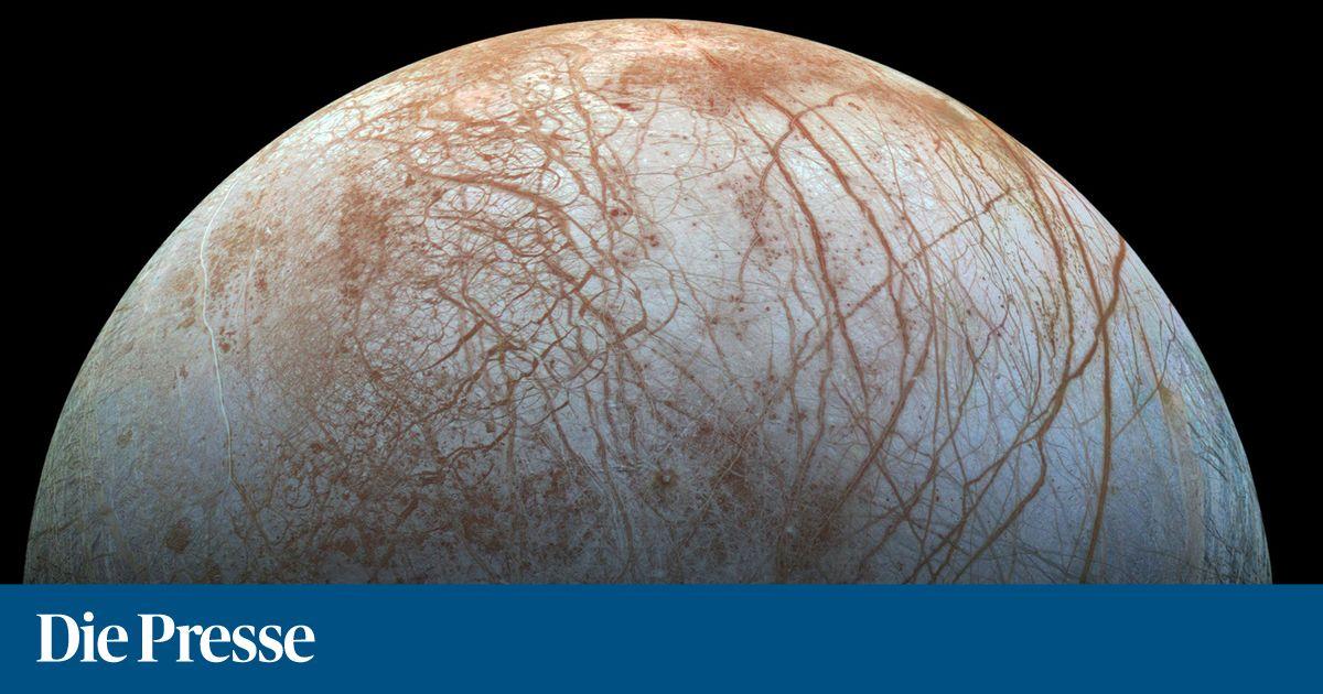 Raumfahrt: Die Suche nach Leben in der Kälte