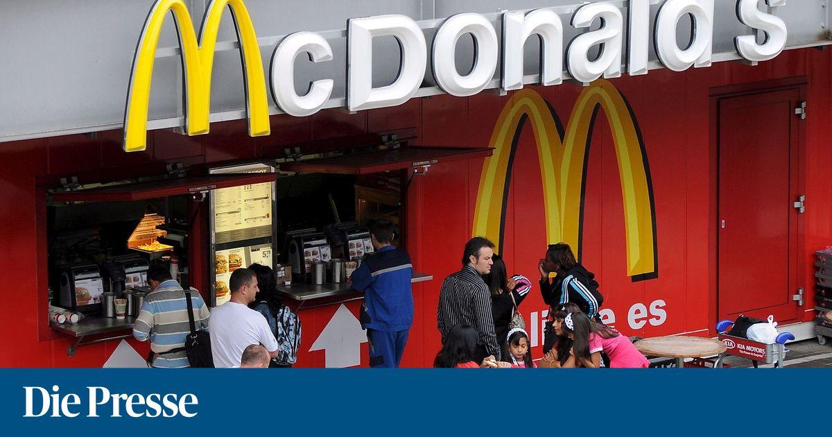US-Amerikaner in Not können sich bei McDonald's melden