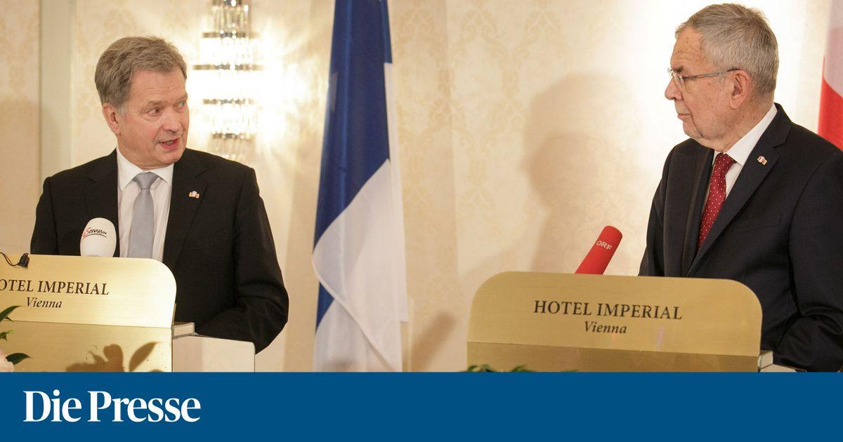 Van der Bellen: EU-Wahl entscheidend für Europa als globaler Player