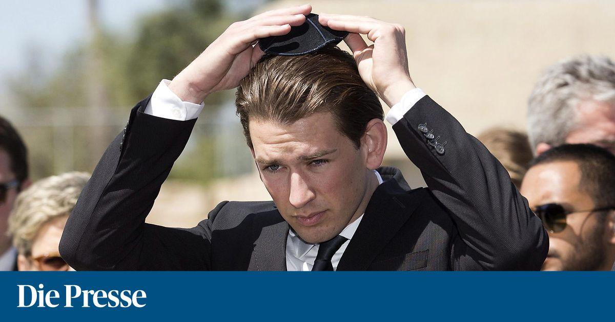 """Europas Juden ehren Kurz mit """"Jerusalem Navigator"""""""