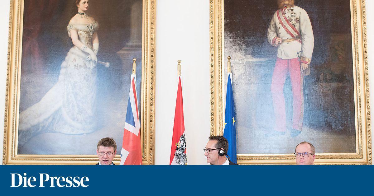 Brexit: Strache stellt sich hinter EU-Kommission