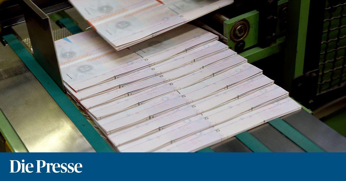 Staatsdruckerei verliert Druckmonopol für Pässe
