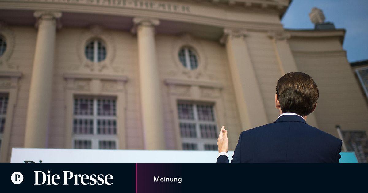 "ÖVP's Ibiza in ""Austria"""
