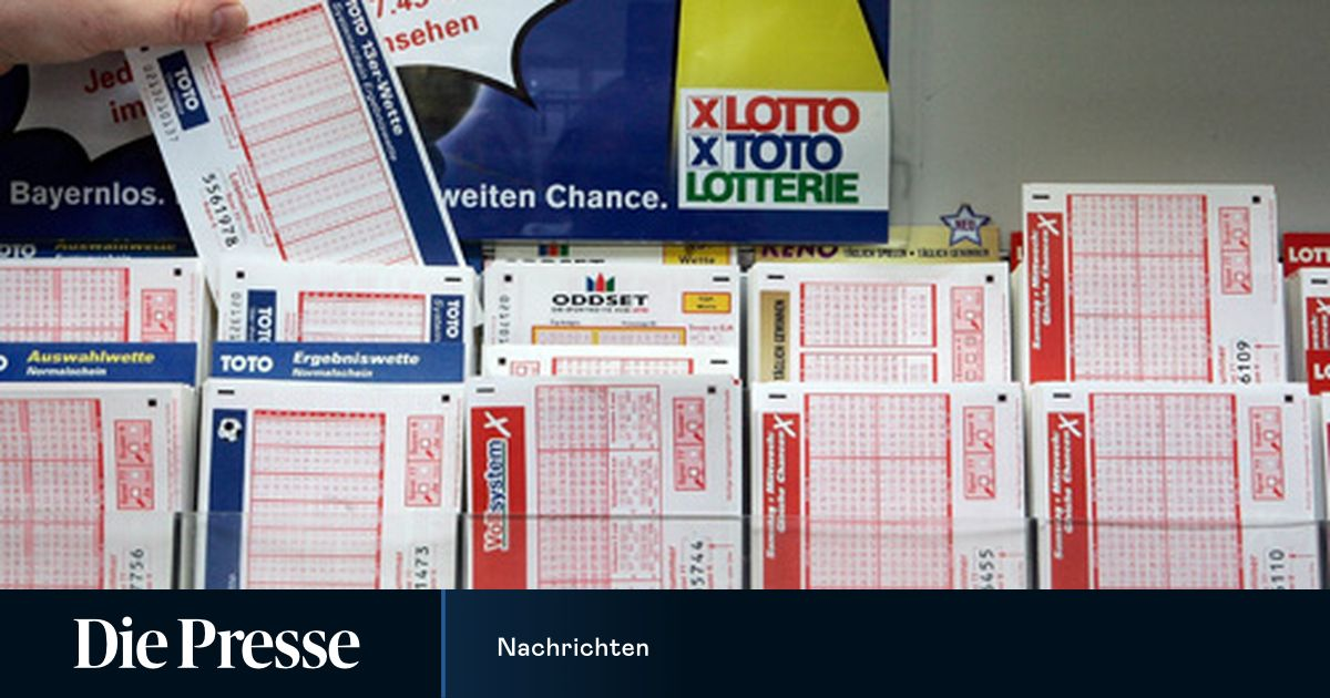 Lotto Lizenz