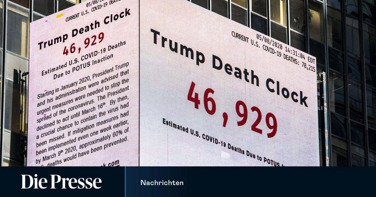 Trump Todesuhr