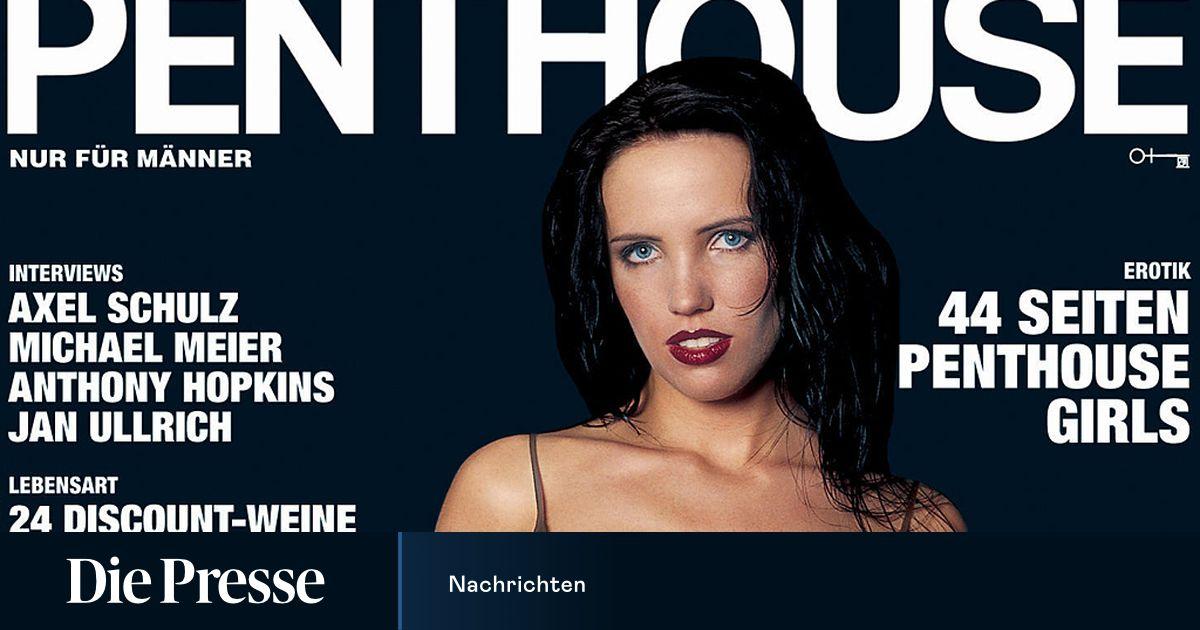 Penthouse-Magazin startet erneut deutsche Ausgabe