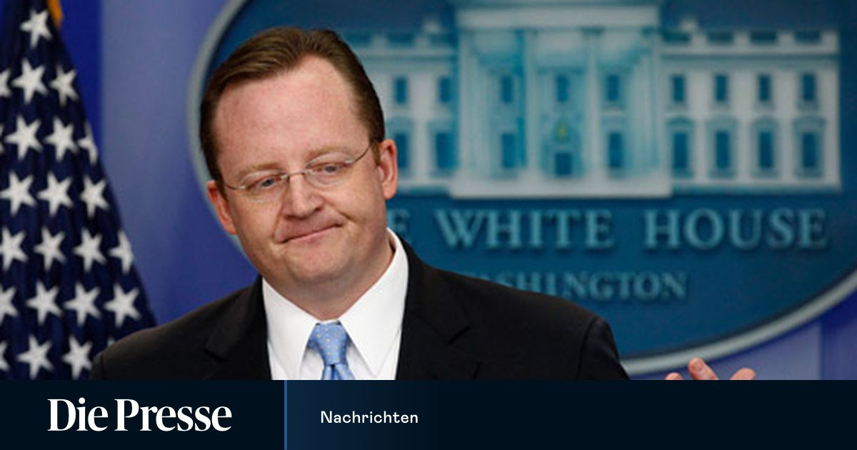Pressesprecher Weißes Haus