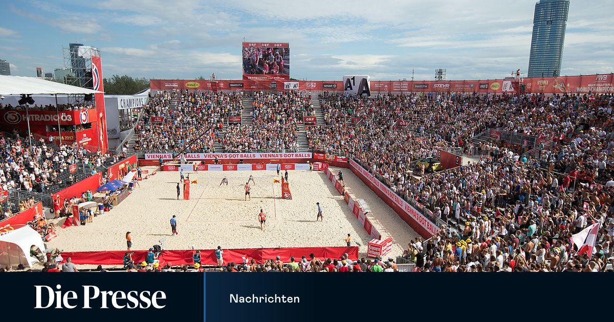 Beachvolleyball Em 2021