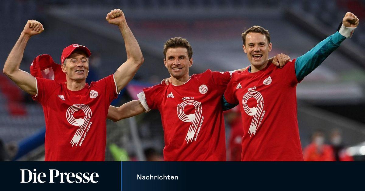 Wie Oft War Bayern München Schon Deutscher Meister