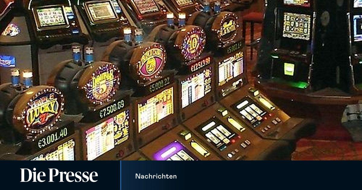 Spielverbot Casino