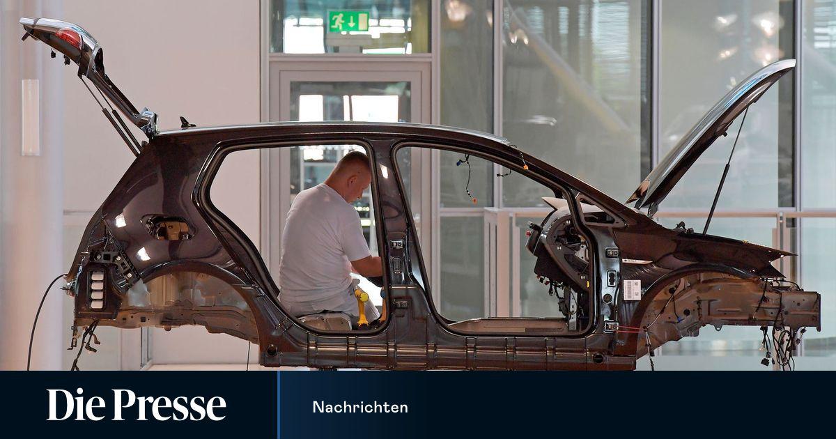 Volkswagen stellt heute den neuen Golf vor | DiePresse.com