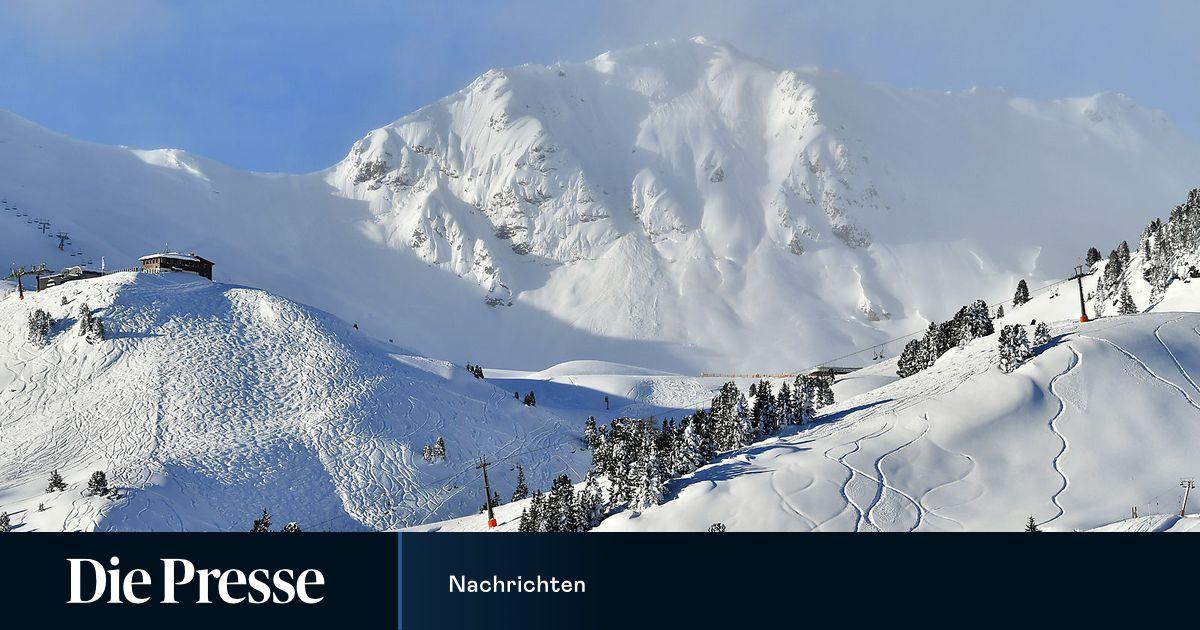 Vorarlberg Lawinenunglück