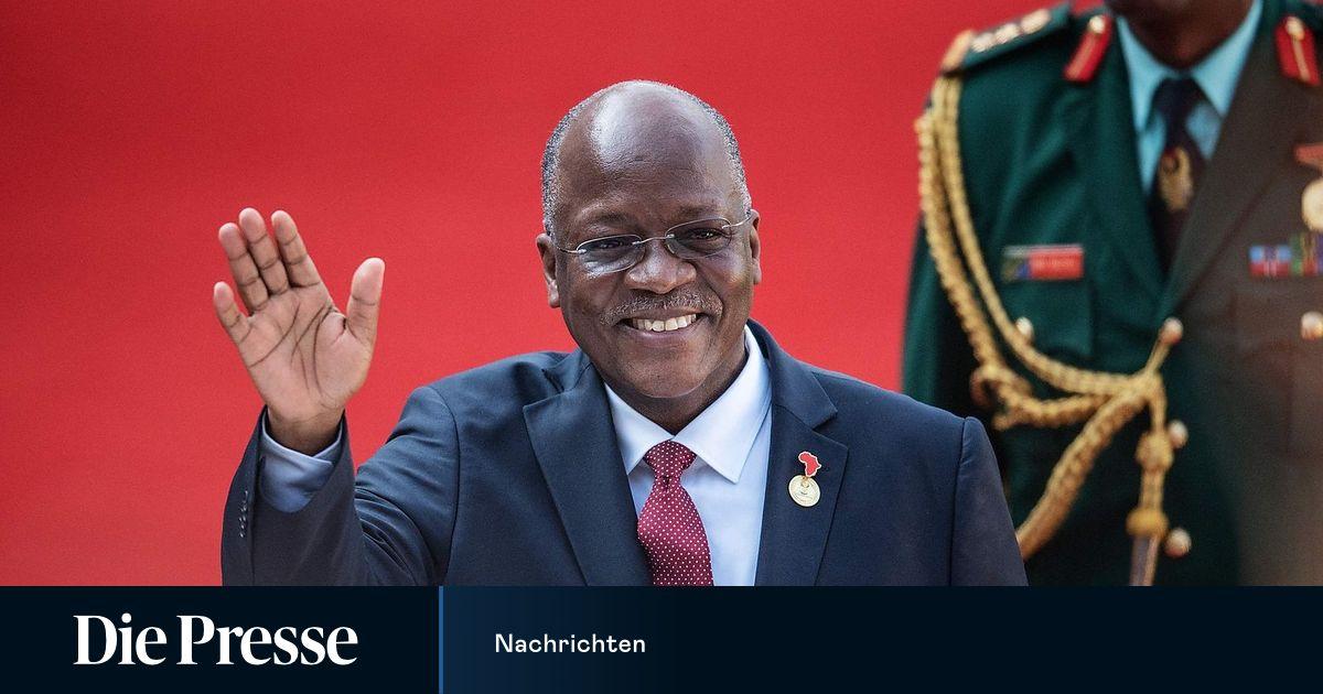 Wochenlang abgängig: Tansanias Präsident John Magufuli ist tot