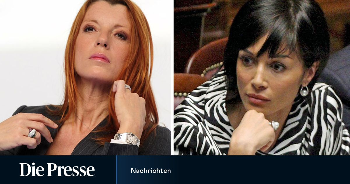 Berlusconis kämpferische Amazonen | DiePresse.com