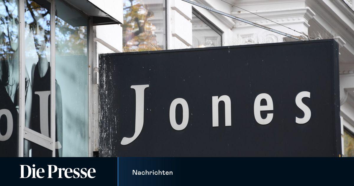 Wiener Modefirma Jones wird nach Millionenpleite fortgeführt