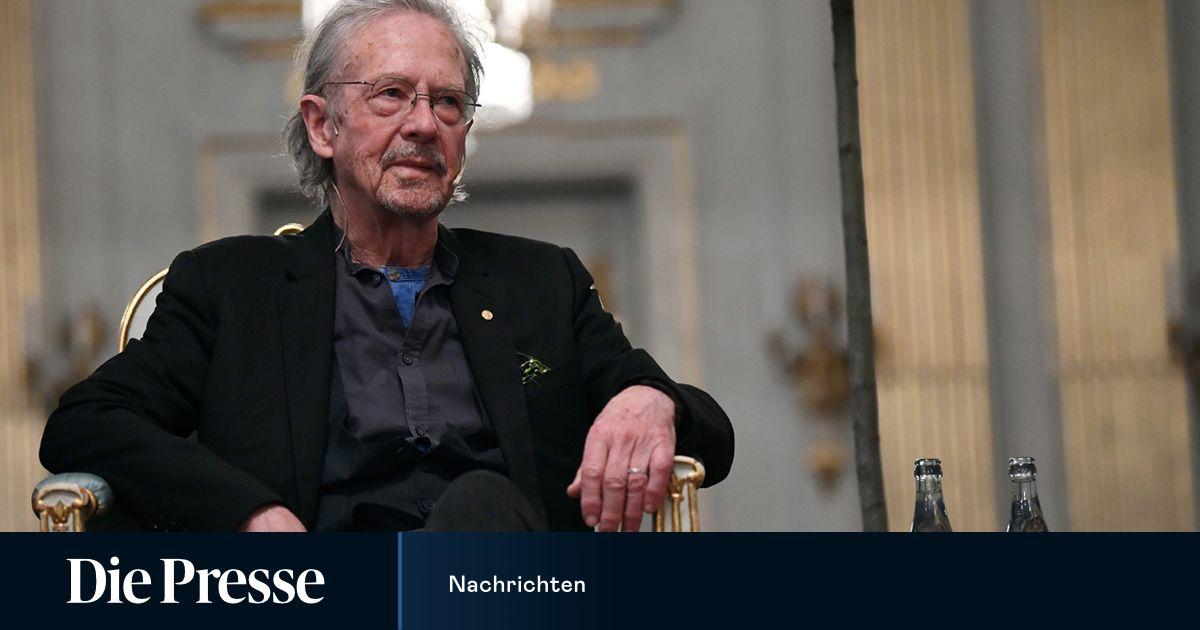 Vor Nobelpreis an Handke: Rassismus-Vorwurf und Proteste