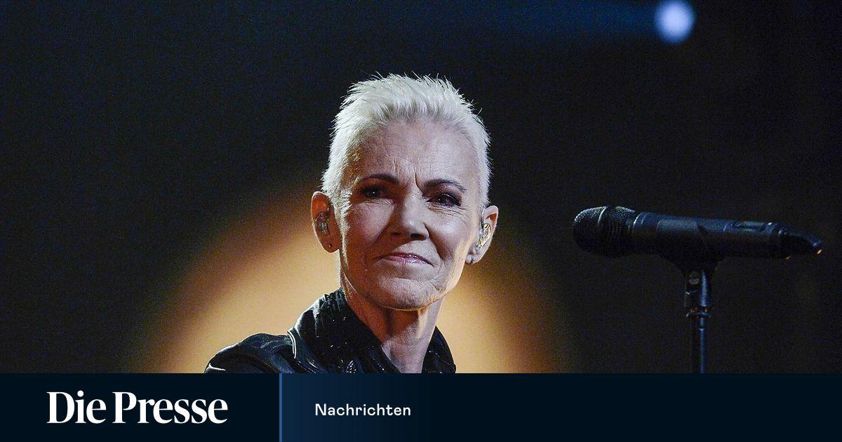 Abschied von einem schwedischen Gesicht des Pop