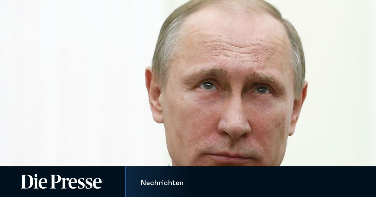 Putin Krank