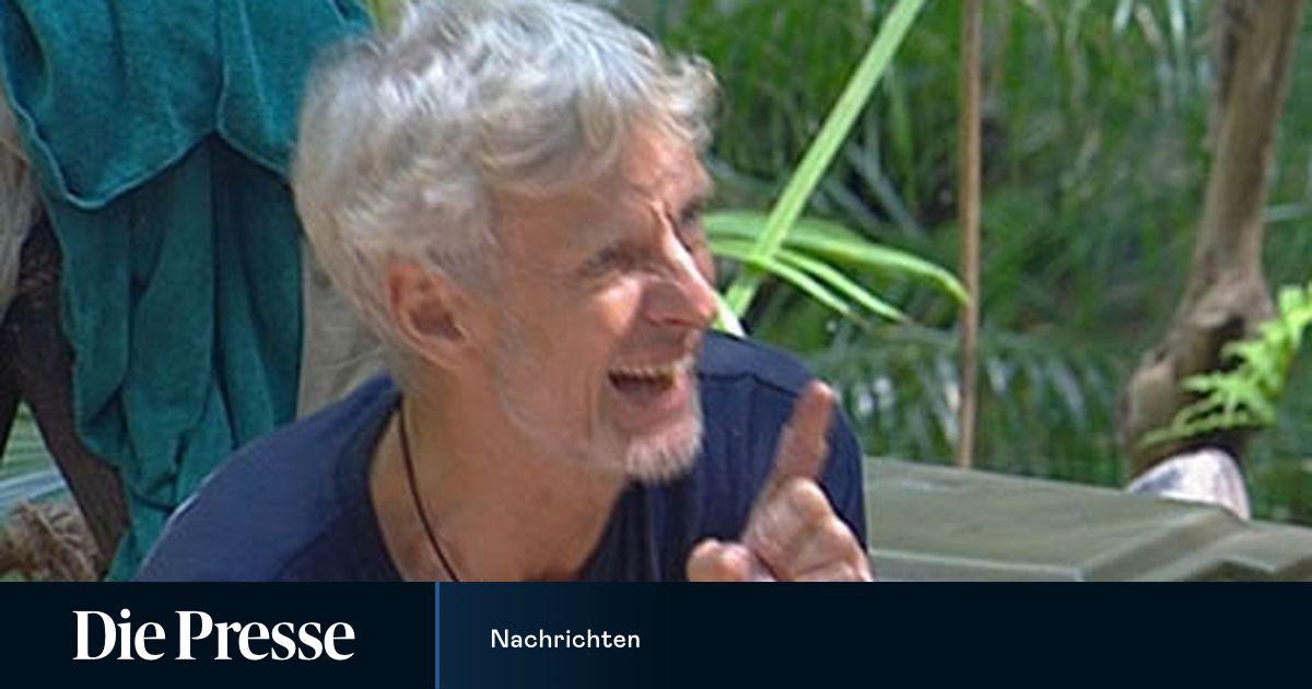 Schauspieler Mathieu Carriere Verlasst Dschungelcamp