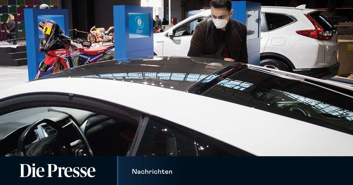 Genfer Autosalon nicht vor 2022