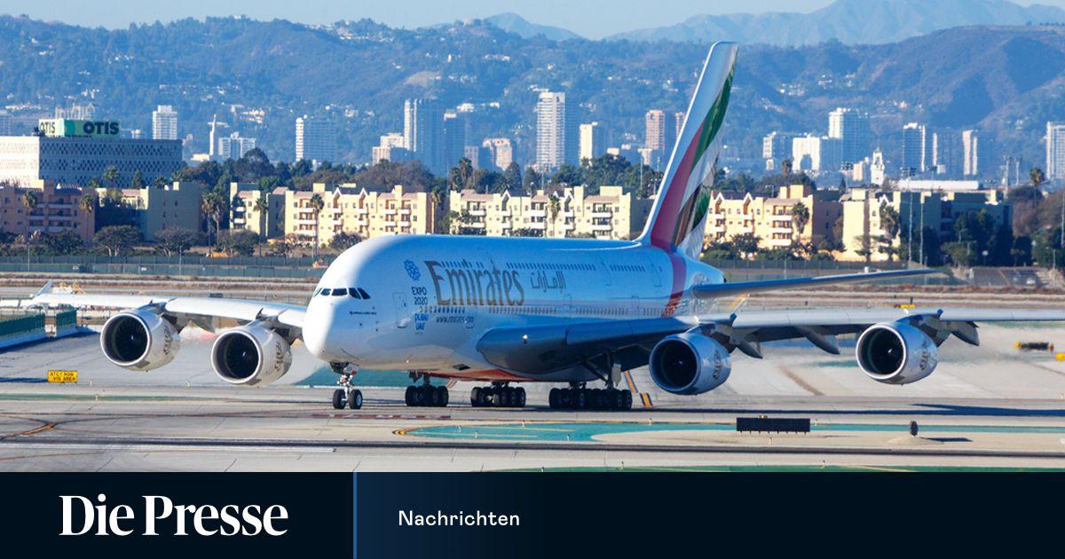 Emirates Streicht Flüge