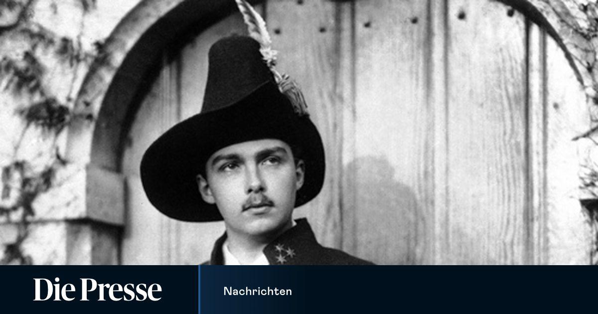 Otto Von Adolf Hitler Steckbrieflich Gesucht Diepresse Com