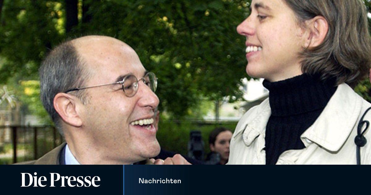 Gysi und Ehefrau Andrea trennen sich | DiePresse.com