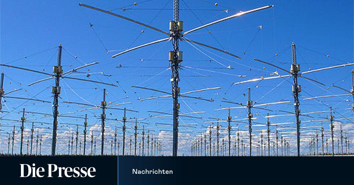 HAARP: Den Himmel heizen? | DiePresse.com