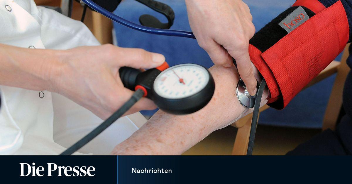 Niedriger Blutdruck ist besser - DiePresse.com