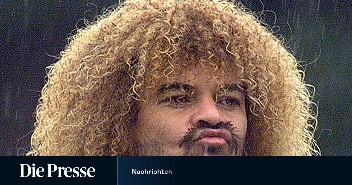 Fiese Fussballer Frisuren Von Baggio Bis Valderrama Diepresse Com