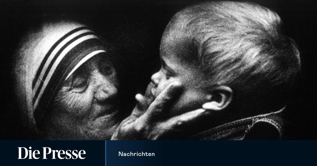 Was Hat Mutter Teresa Gemacht