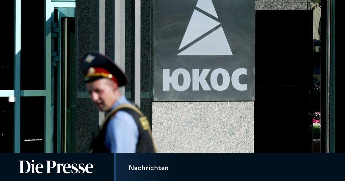 Yukos Nachrichten
