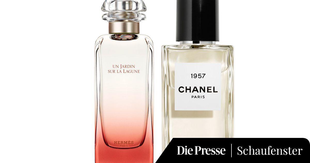 überraschende Parfum Handschriften Diepressecom