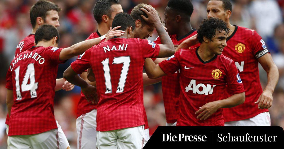 Manchester United schließt Geschäftsjahr mit Minus ab ...