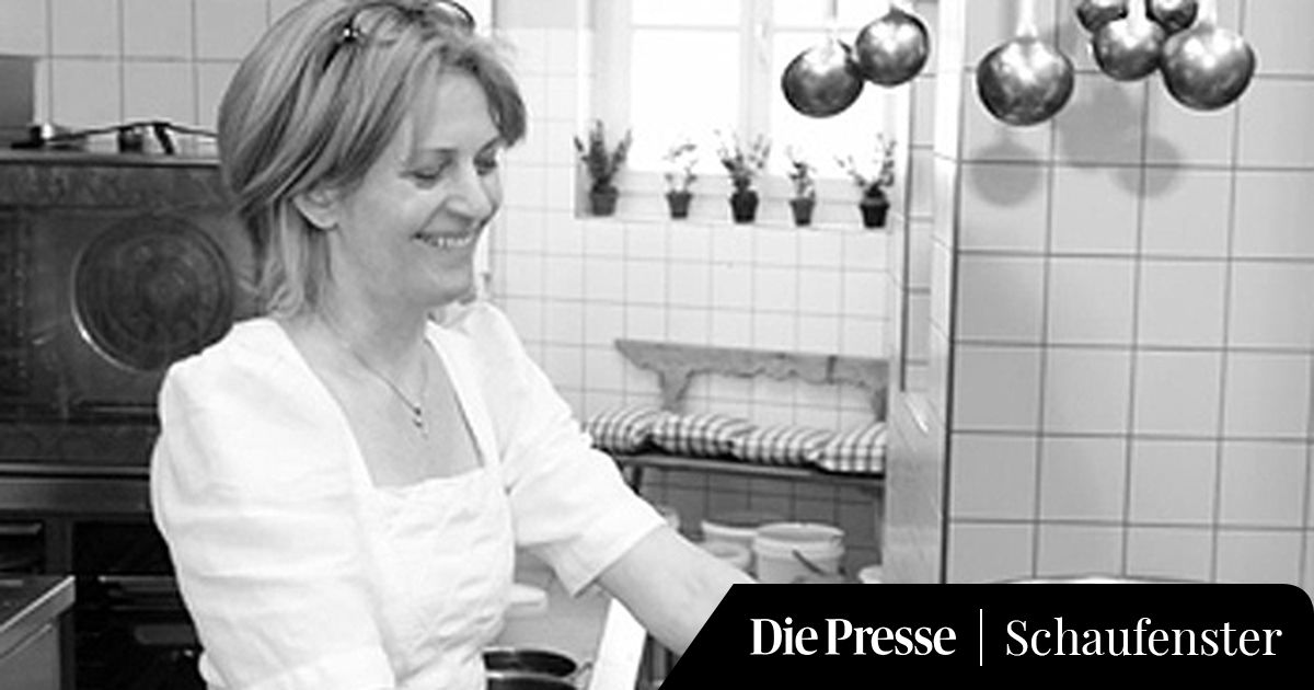 Johanna Maier Köchin